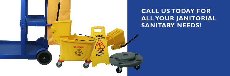 Call Us Today for All Your Janitorial Sanitary Needs!